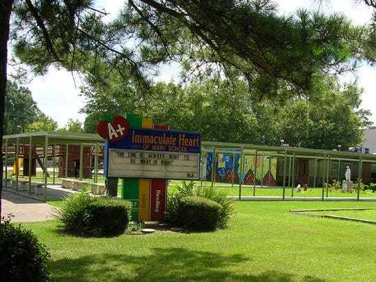 Immaculate Heart of Mary Catholic School has been open