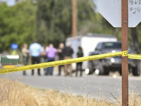 Tulare County sheriff's deputies are investigating