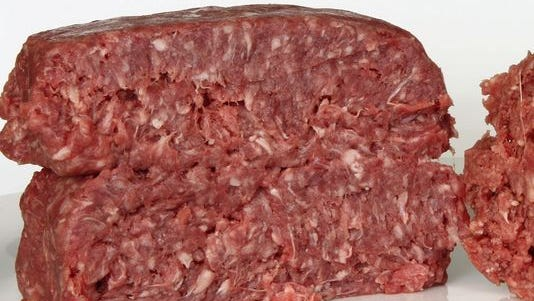 Federal food safety officials say ground beef recalled by a Detroit business may have been sent to stores in 10 states, including Florida.