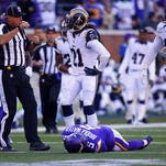 NFL says it will commit $100 million in concussion initiative