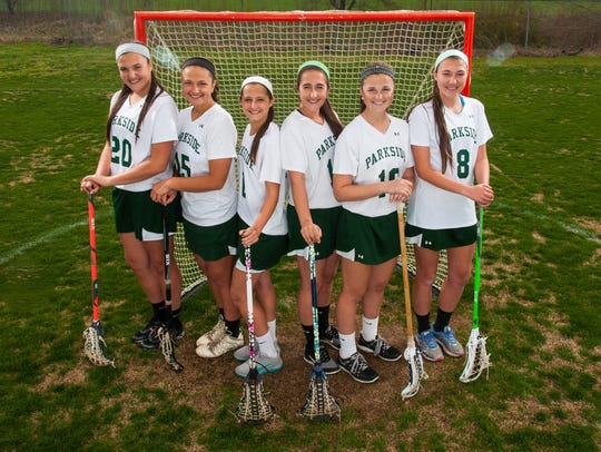 Parkside girls lacrosse sports not just a set of siblings,