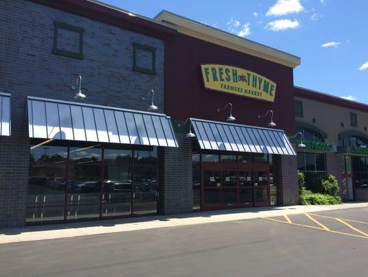 Fresh Thyme's 3 metro Detroit stores to open Wednesday