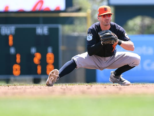 MLB: Spring Training-Detroit Tigers at Baltimore Orioles