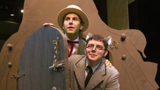 Mole and Mr. Toad, characters from the family classic The Wind in the Willows, will be presented on stage beginning Thursday by the Southern Miss Department of Theatre.