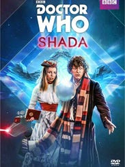 """The cover for the DVD and blu-ray of the """"Doctor Who"""""""