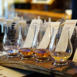Sip Colorado spirits on the distillery trail