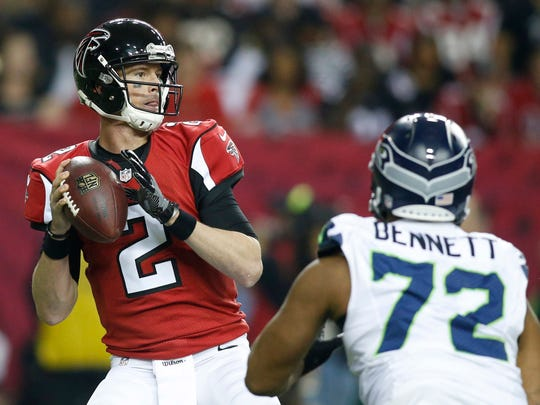 Matt Ryan will be the featured guest at the Rochester Press Radio-Club's Day of Champions dinner on April 20.