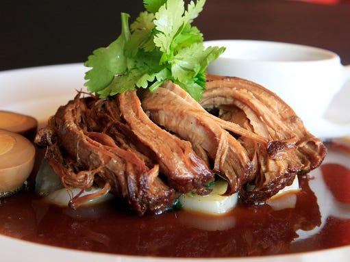Polly S Thai Kitchen Menu