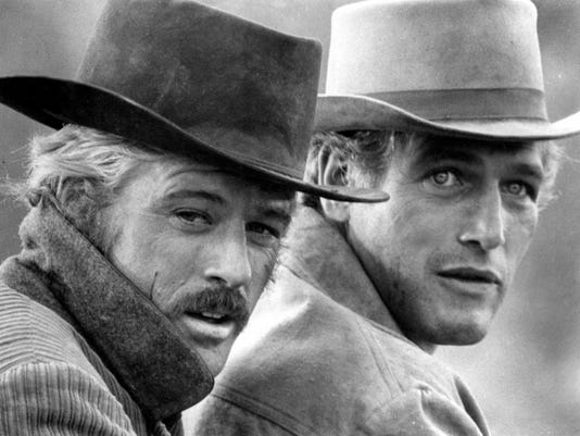 Paul Newman, Robert Redford