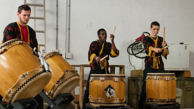 Sheridan Japanese School Taiko will perform during The Friends of Bush Garden annual plant sale.