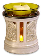 Ceramic tealight warmer sets sold at Costco Wholesale can burn with an erratic or high flame, posing fire and burn hazards.