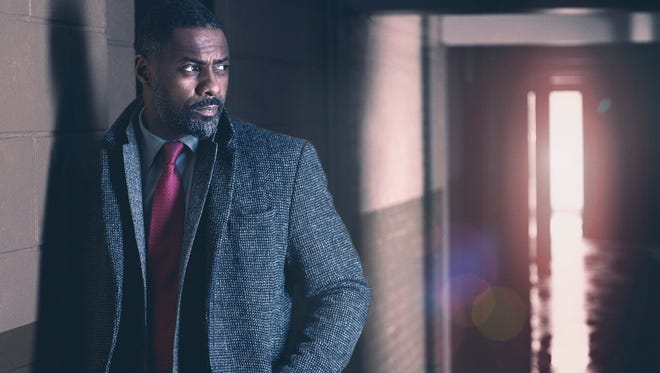 Edris Elba in  'Luther.'