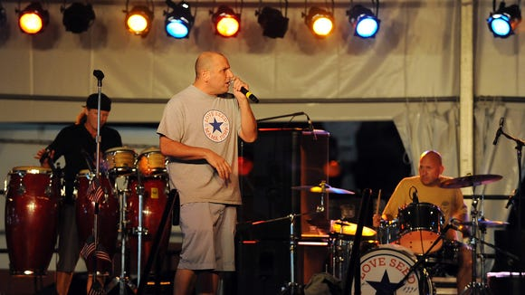 Dewey Beach-based cover band Love Seed Mama Jump will help celebrate its 25th year with a concert in Dover this weekend.