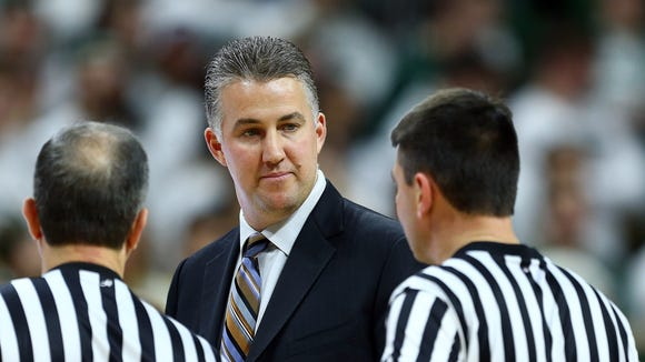 Expectations are high this season for Matt Painter and Purdue.