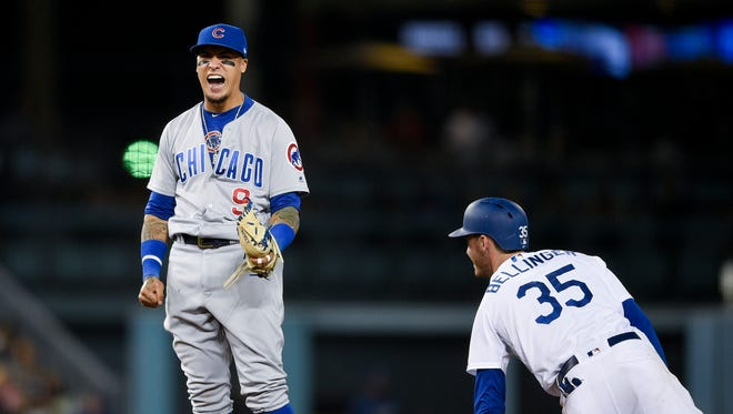 Javier Baez will participate in the Home Run Derby.