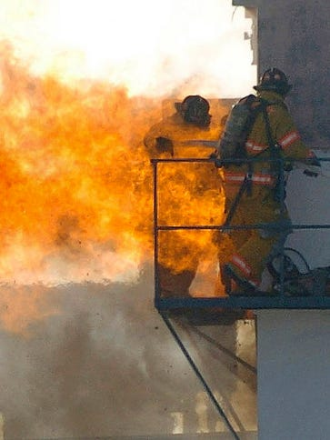 Nominated for a Pulitzer, a Salisbury firefighter is