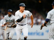 Aaron Judge nominated for two 2018 ESPY Awards