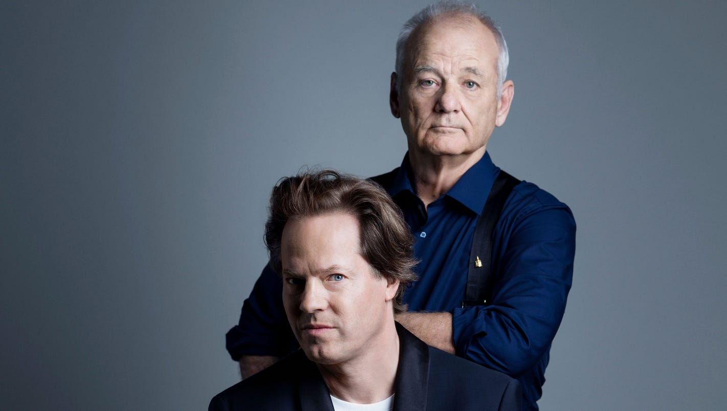 Comedy legend Bill Murray to bring 'New Worlds' concert to Fillmore Detroit