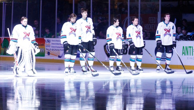 The Shreveport Mudbugs finished second in the South Division this season.