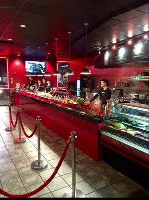 Marino's Bistro To Go's new pasta bar is open for business in Cherry Hill.