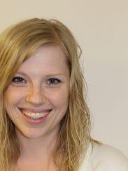 Stephanie Printz was hired as the United Way Endowment
