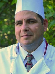 Anthony Jones is the new chef at the Mounted Cat, the