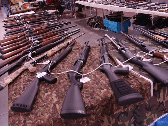 Prepare for the worst at the K. Prepper Survival and Gun Show at the Ozark Empire Fairgrounds on Saturday and Sunday.