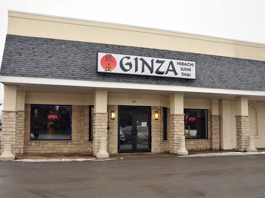 Ginza is located at 1634 E. Perry St. in the same plaza