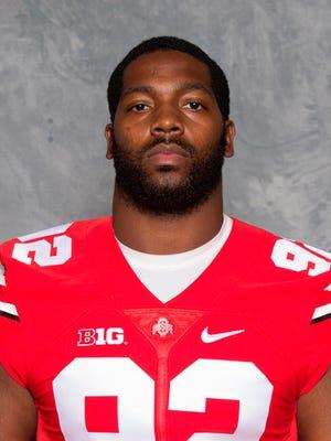 Ohio State senior DT Adolphus Washington has improved to NFL Draft stock this season.