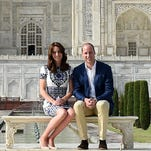 Prince William and Duchess Kate visit India, Bhutan