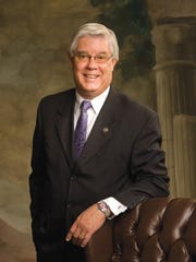 C. Pat Taylor, the president emeritus of Southwest Baptist University