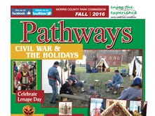 Fall 2016 Pathways - Morris County Park Commission
