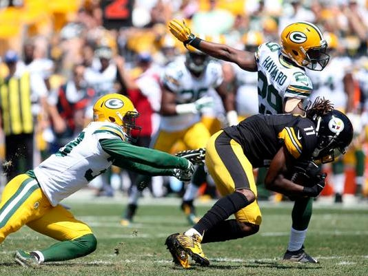 NFL: Preseason-Green Bay Packers at Pittsburgh Steelers