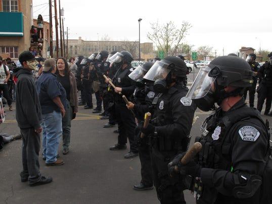Albuquerque Police Shootings