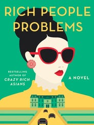 'Rich People Problems,' Kevin Kwan