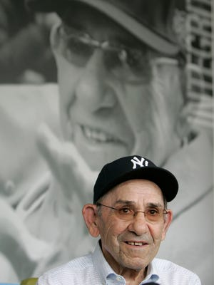 Yogi Berra was 19 when he part of the D-Day invasion into Normandy, France.