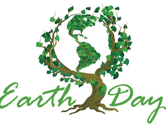 Celebrate Earth Day, April 22, and do your part to help our planet.