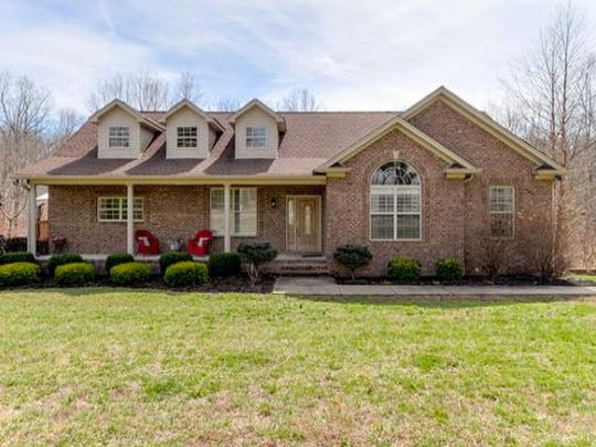 This house, at 2491 Lights Chapel Road in Greenbrier,