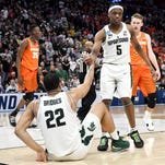 Michigan State's dream of a national title ends as shots fail to fall