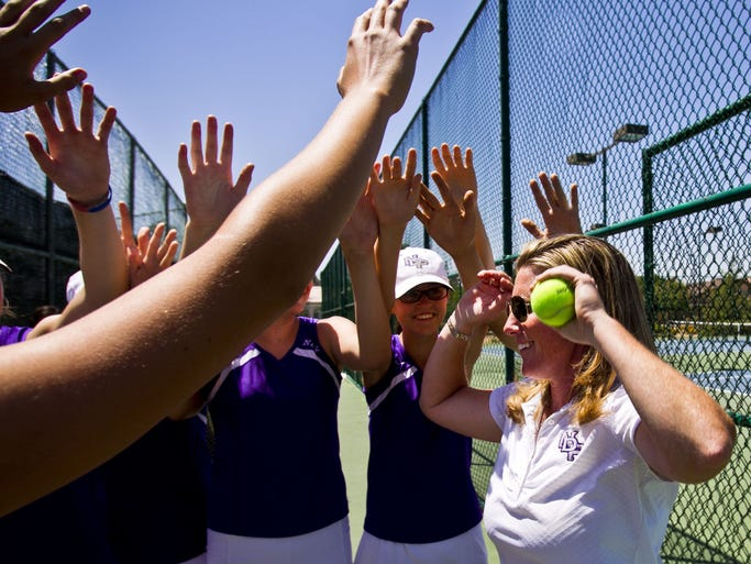 Take a look back at the coaches that have won state titles in high school girls tennis in Arizona, listed in order of championships.