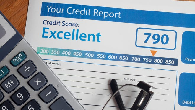 Credit reports aren't just for working people.