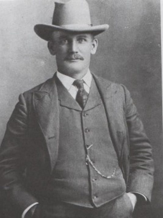 CAPTAIN FRED FORNOFF