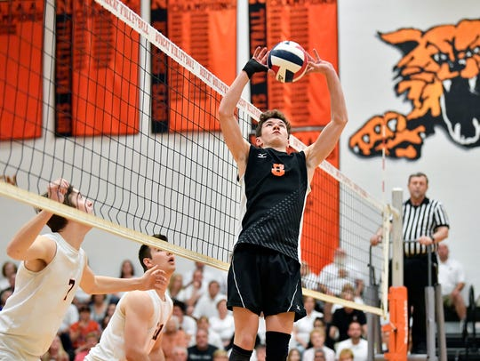 Brock Anderson and Central York will try to challenge Northeastern for supremacy this year.