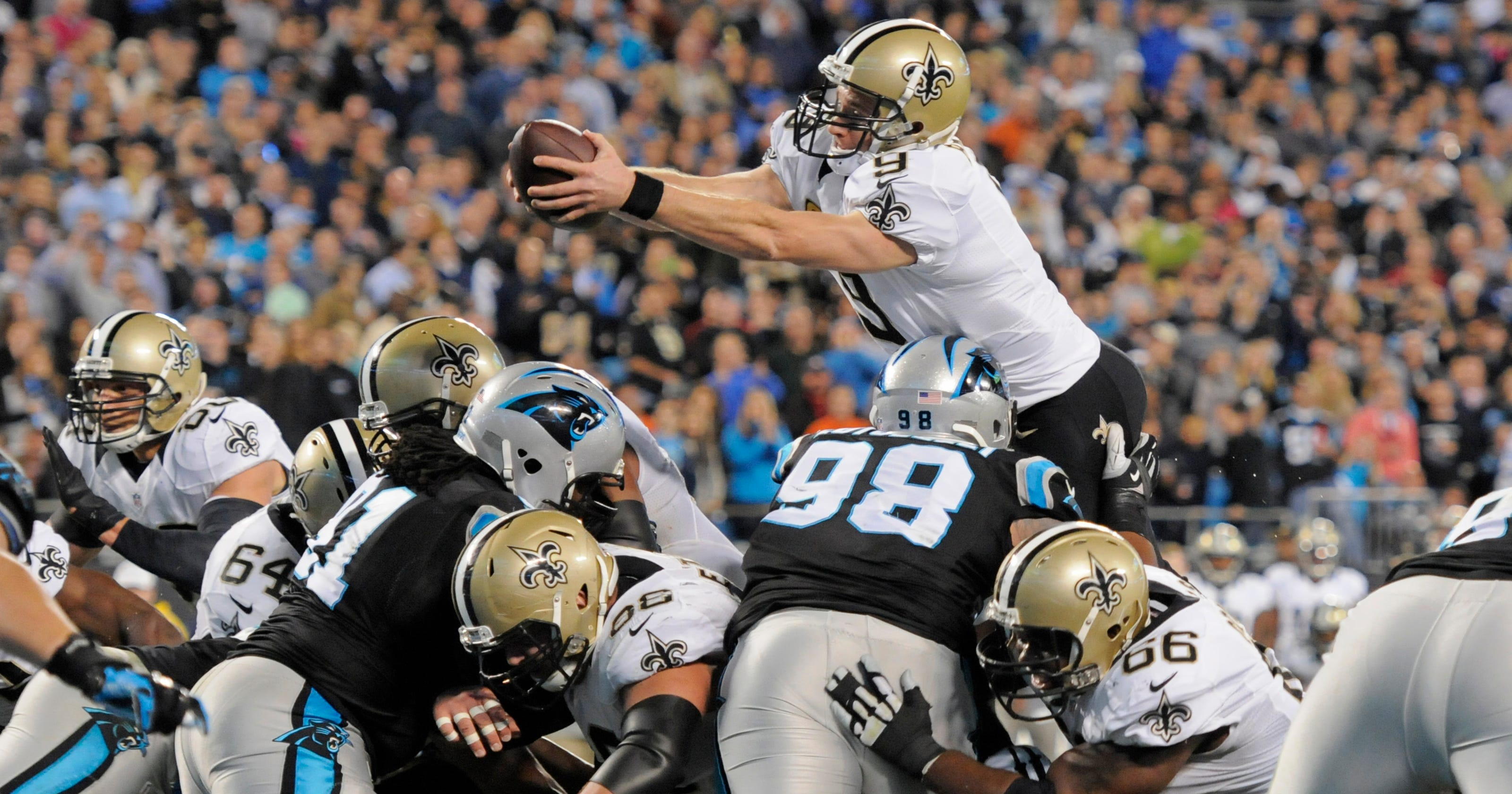 637c1dbf1 NFL quarterback Drew Brees may be on to something with his flag football  league