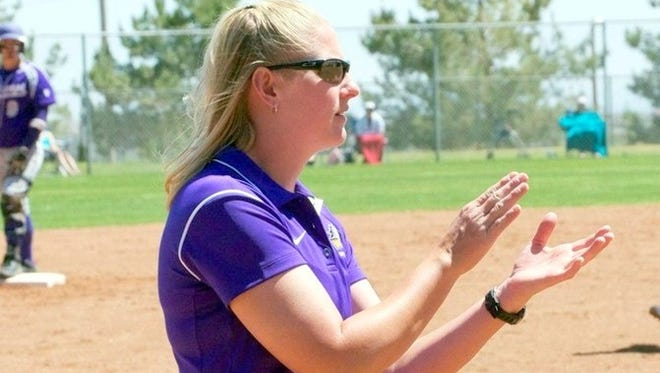 Angela Corlliss resigned as head coach for the Lady Mustangs on the softball diamond.