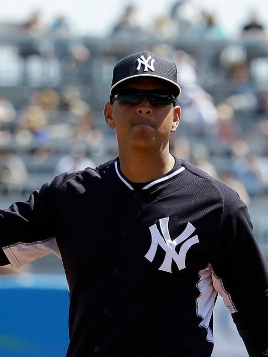 best sneakers 03d10 1774b Yankees: A-Rod and other spring training observations