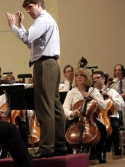 Conductor Michael Butterman will lead the Shreveport Symphony Orchestra's 2015-2016 season.