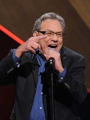 Comedian Lewis Black brings his Rant, White and Blue
