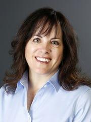 Ann Branan Horak, associate professor at UTEP.