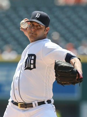 """Anibal Sanchez says """"negative thoughts"""" have been bugging him."""